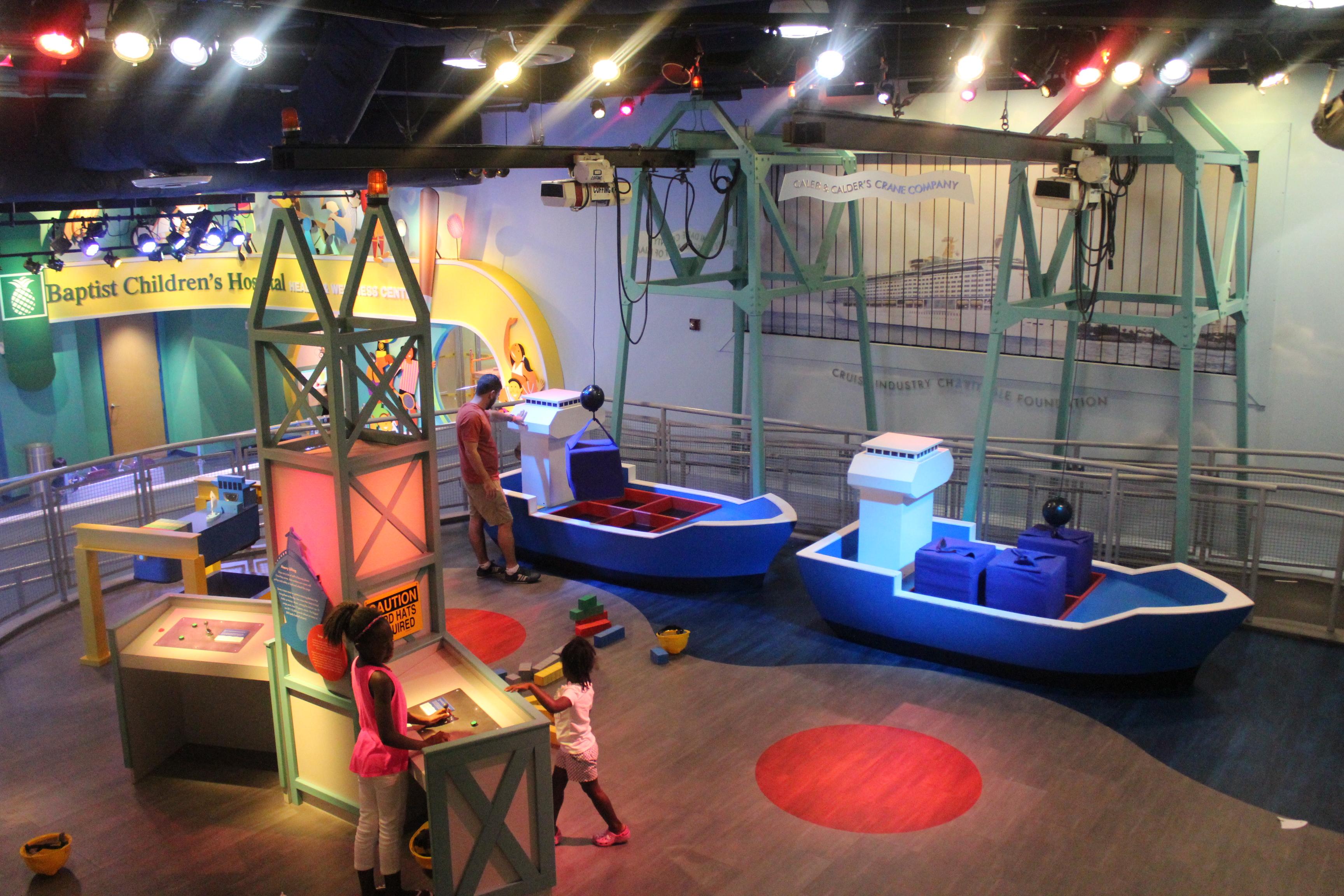carnival cruise ship miami childrens museum