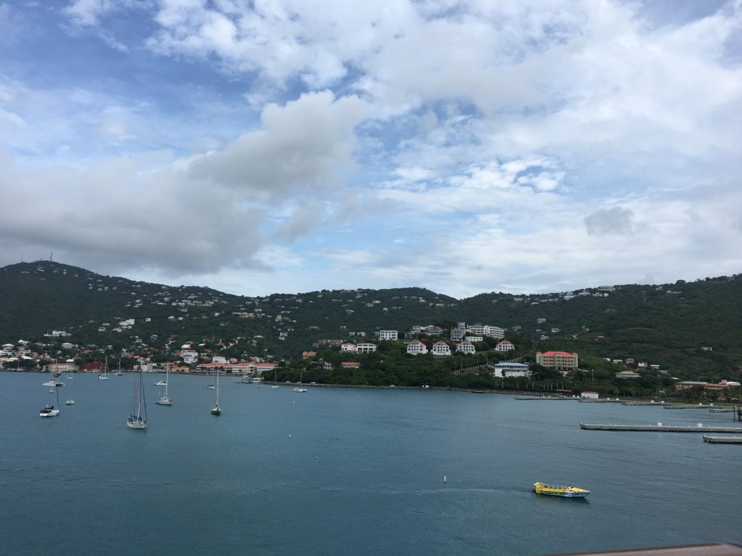 st thomas port charlotte amalie norwegian escape