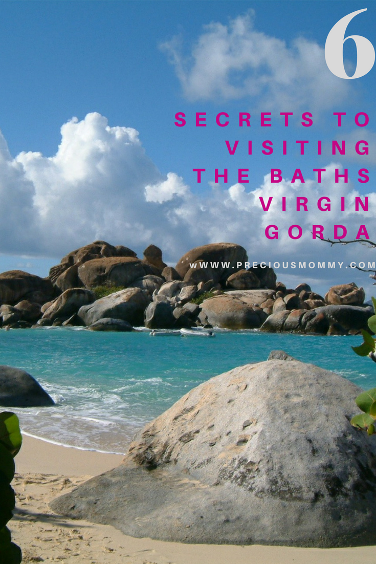 the baths virgin gorda