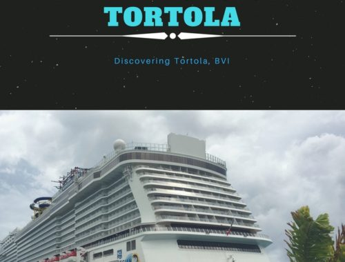 ncl escape cruise tortola review