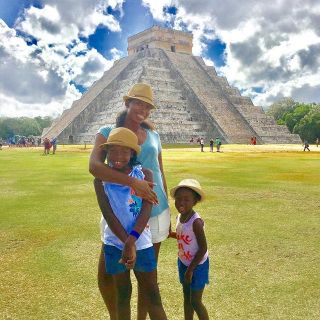 Visiting Chichen Itza earlier this year with my family sharinghellip