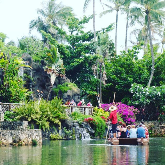 Throwback to our visit to Polynesian Cultural Center on Oahuhellip