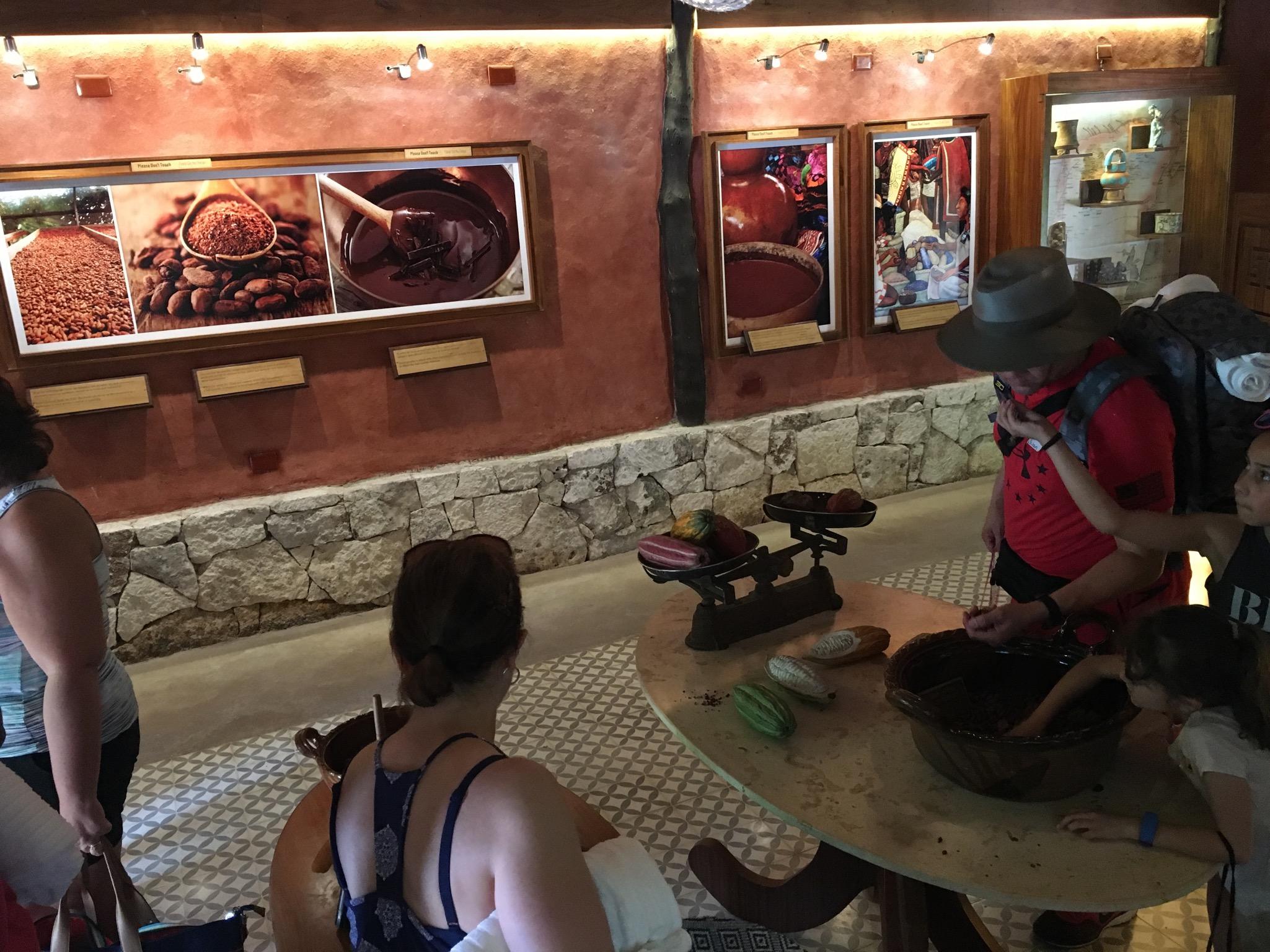 Mayan Cacao Hut Museum2