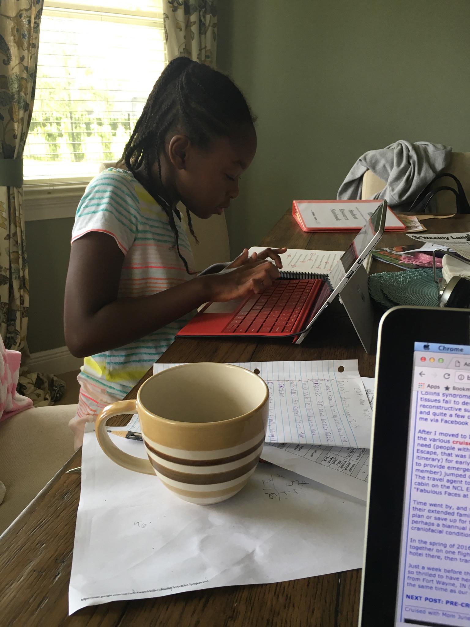 homeschool learning abeka