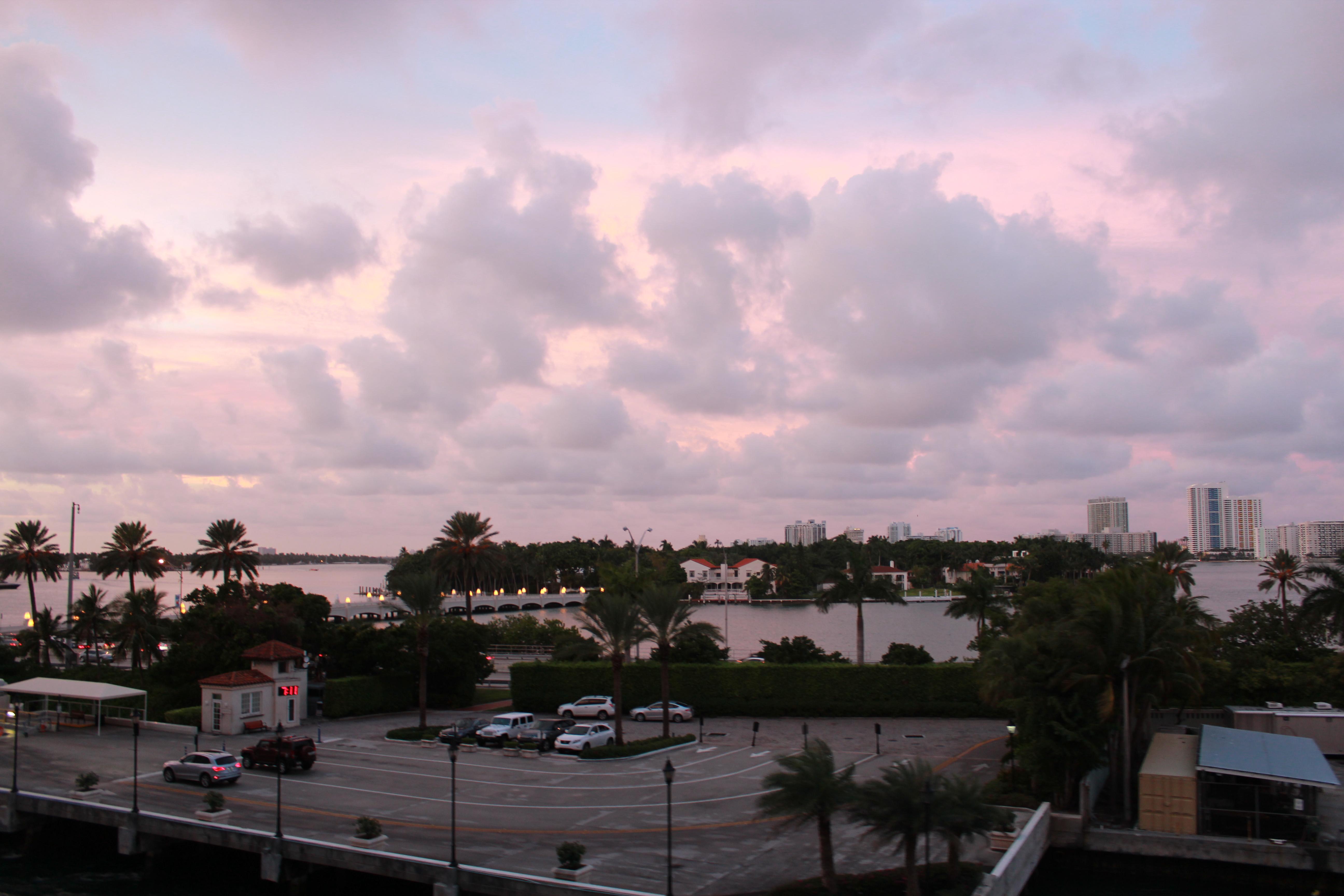 miami-sail-away-sunset cruise