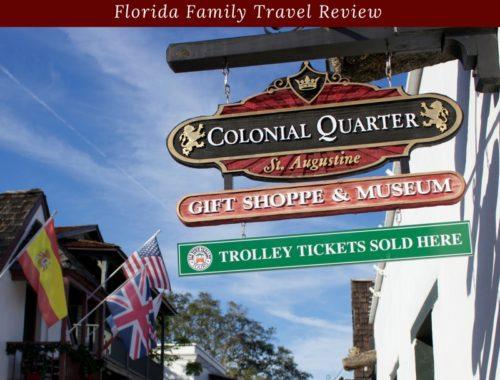 st augustine colonial quarter