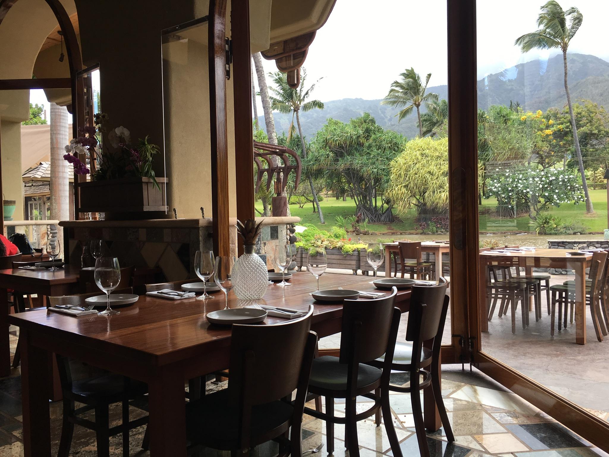 mill house restaurant maui hawaii