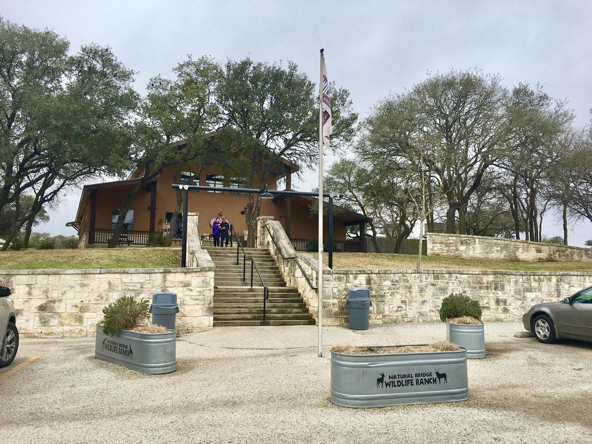 natural bridge wildlife ranch texas