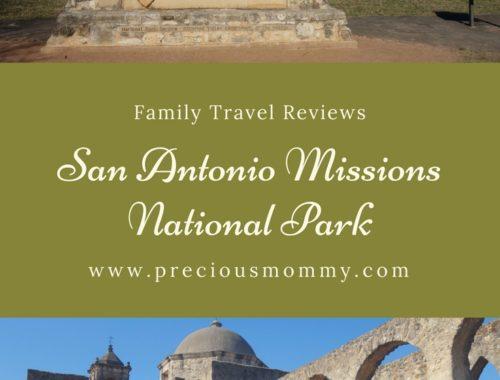 San Antonio missions historical park texas